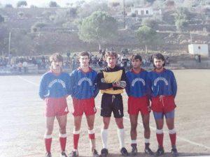 ΠΟΣΕΙΔΩΝ - ΦΟΙΒΟΣ 1989-1990
